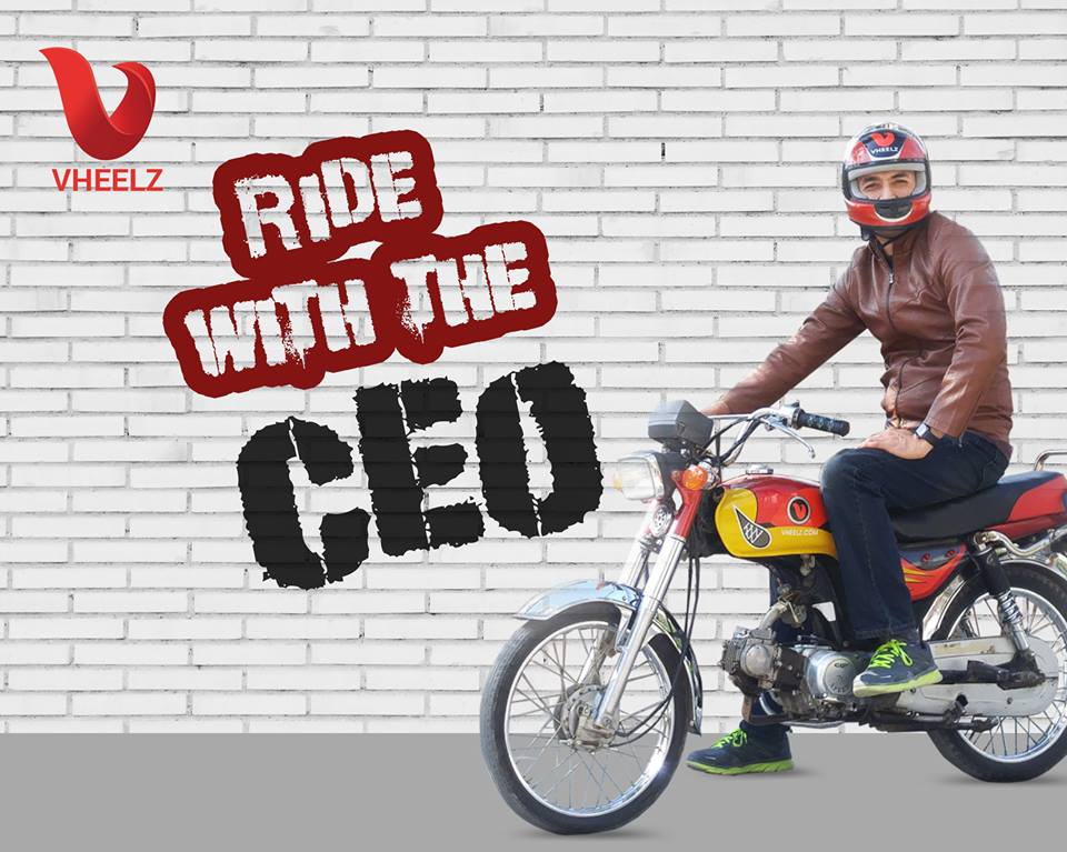 Ride With the CEO