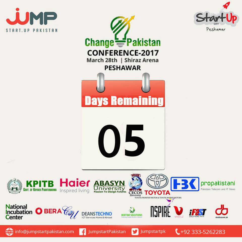 Change Pakistan Conference Peshawar