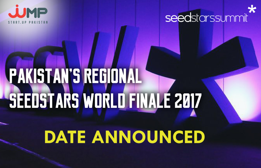 Pakistan's Regional SeedStars World Finale 2017